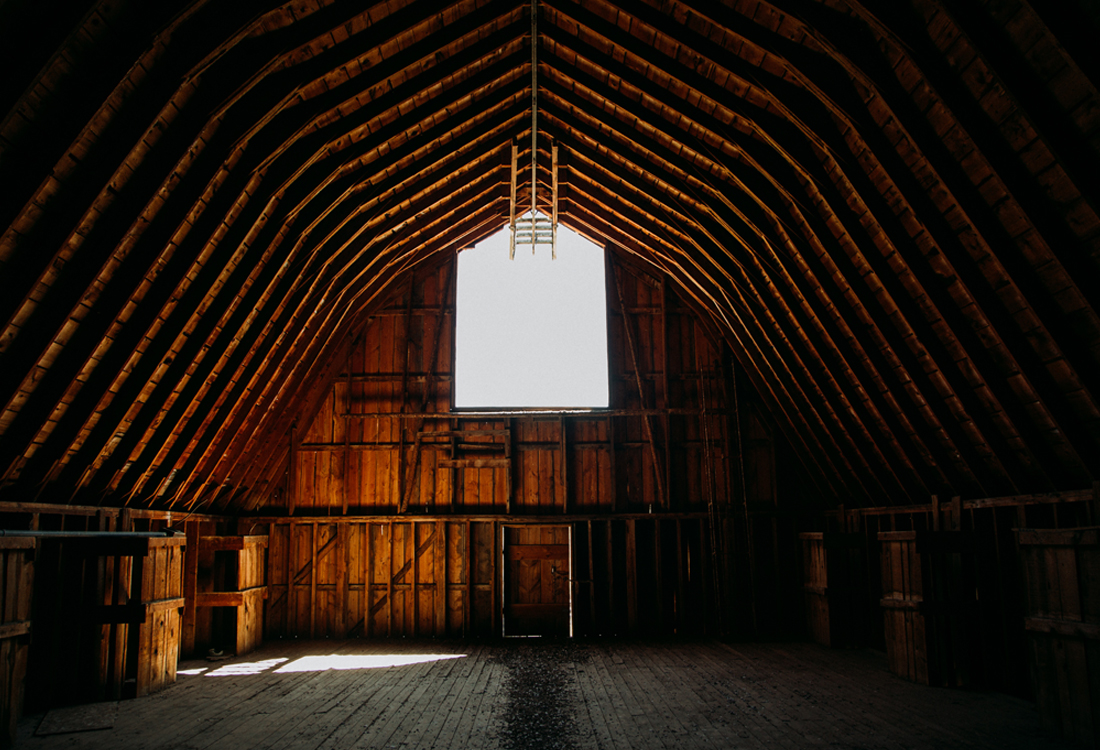 Inside The Barn Creative