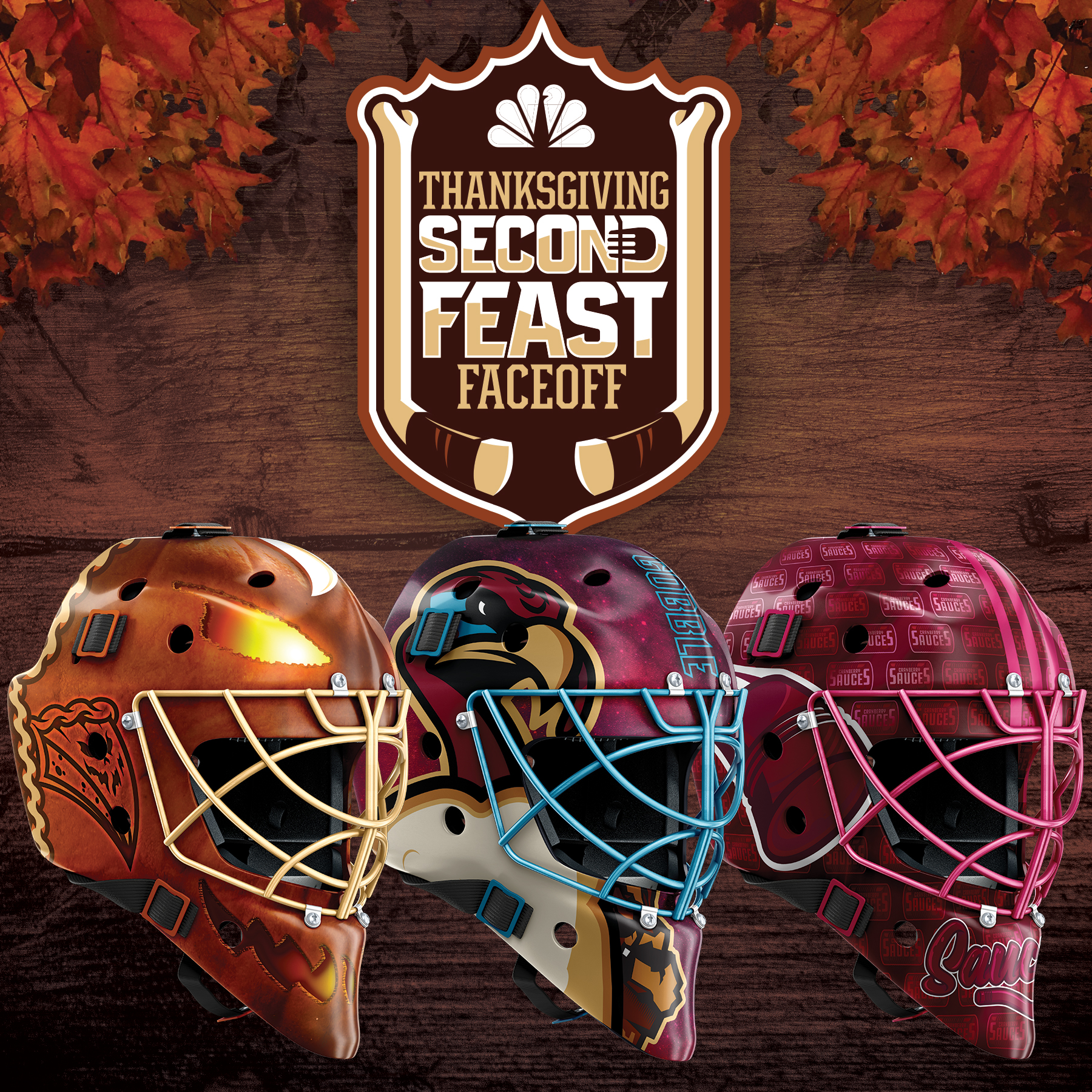 NBC Sports Thanksgiving Second Feast Face-Off