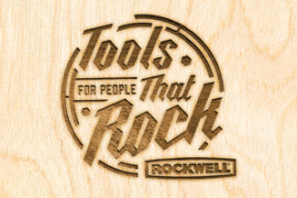 featured design for rockwell tools